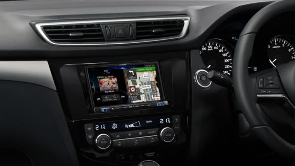 """Alpine NISSAN QASHQAI-W987A 7"""" Apple CarPlay / Android Auto / Primo 3.0 Navigation / HDMI / USB / Bluetooth / FLAC / DAB+ Receiver -"""