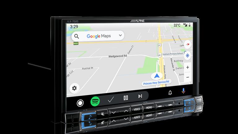 "Alpine HOLDEN CRUZE-702V 7"" Apple CarPlay / Android Auto / HDMI / USB / Bluetooth / FLAC / DAB+ Receiver -"