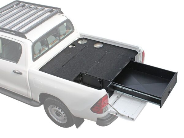 FRONT RUNNER TOYOTA HILUX REVO DC (2016-CURRENT) TOURING DRAWER KIT -